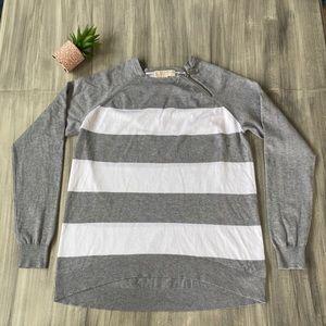 Michael Kors classy striped sweater